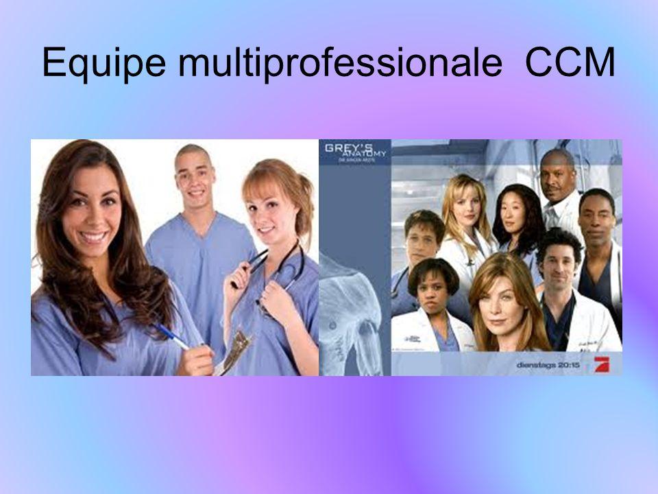 Equipe multiprofessionale CCM