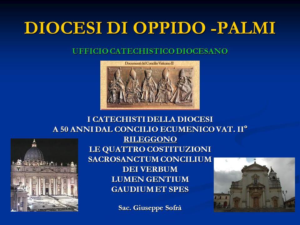 DIOCESI DI OPPIDO -PALMI