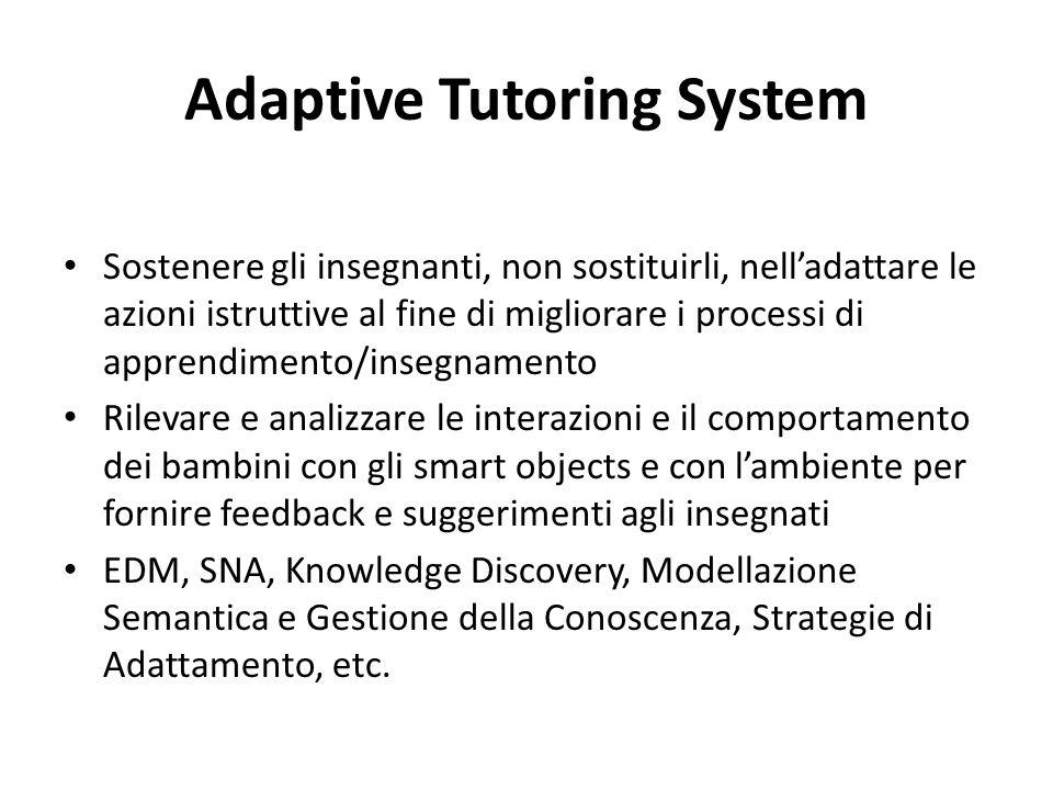 Adaptive Tutoring System