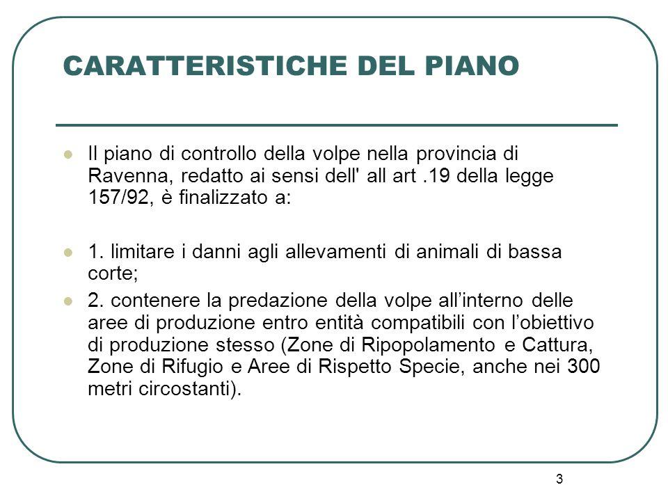 CARATTERISTICHE DEL PIANO