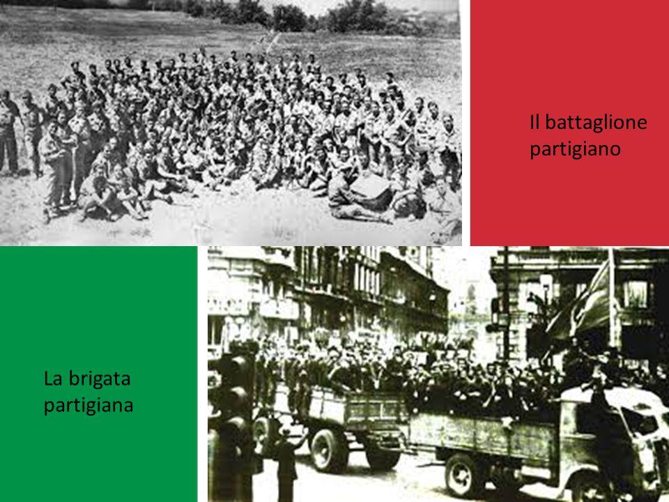 Il battaglione partigiano
