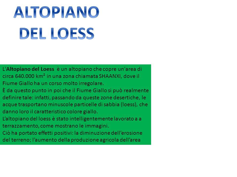 ALTOPIANO DEL LOESS