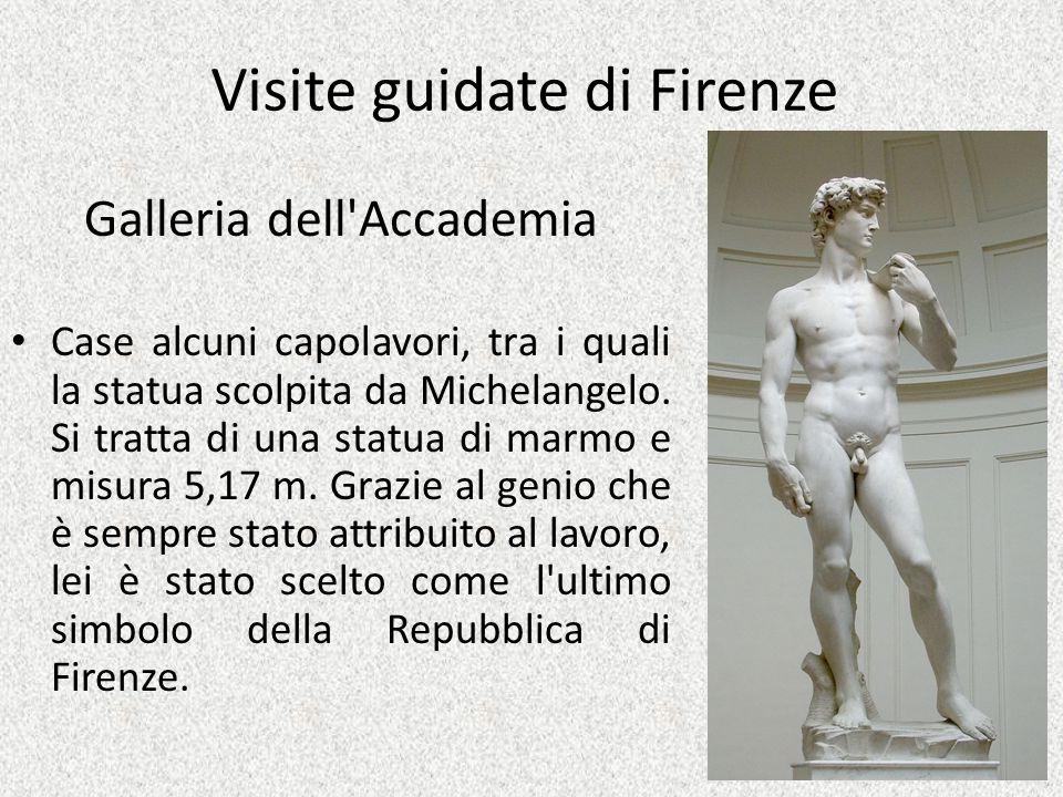 Visite guidate di Firenze