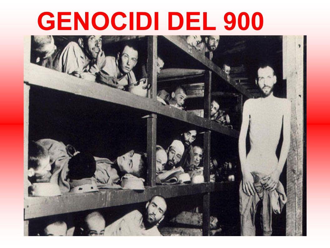 GENOCIDI DEL 900