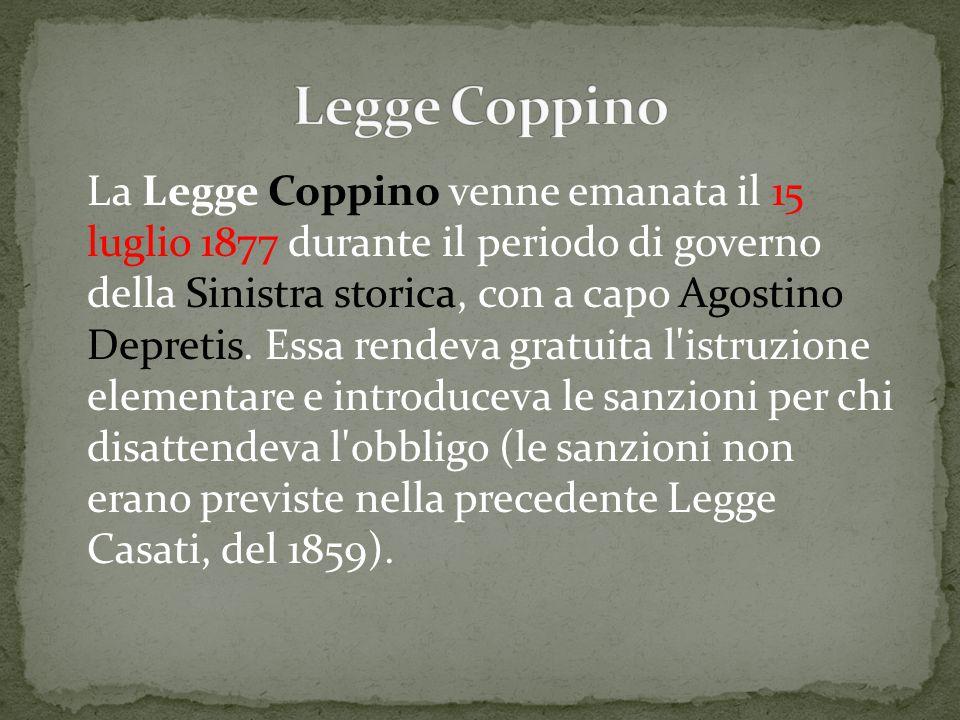 Legge Coppino