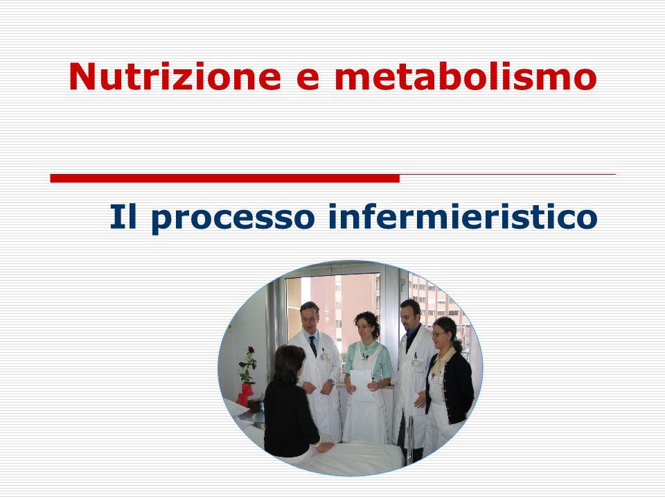 Nutrizione e metabolismo