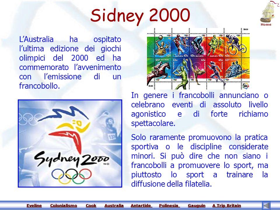 Sidney 2000 Home.