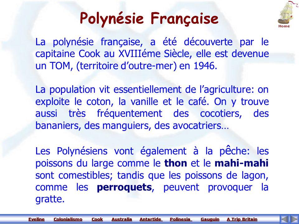 Polynésie Française Home.