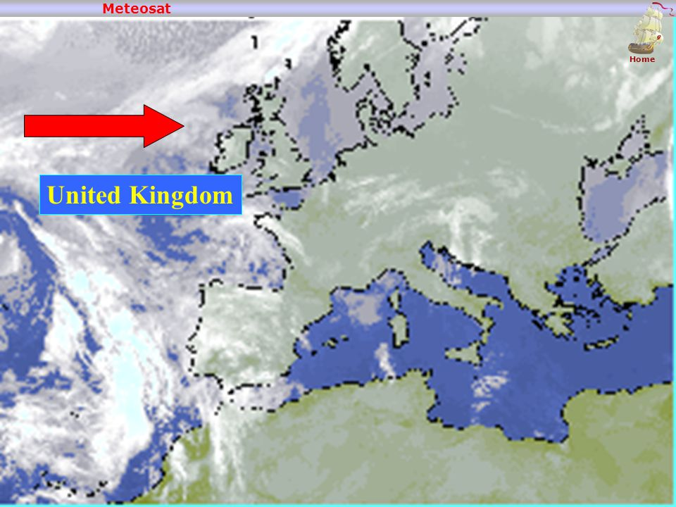Meteosat Home United Kingdom Europe