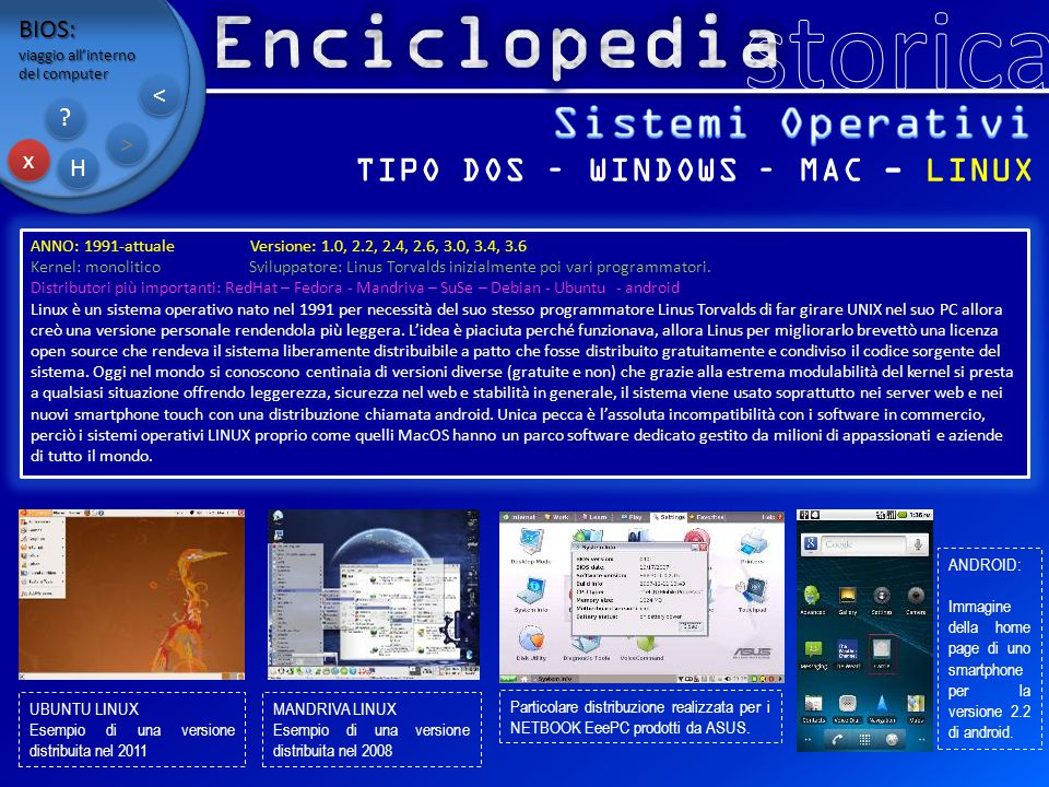 TIPO DOS – WINDOWS – MAC - LINUX