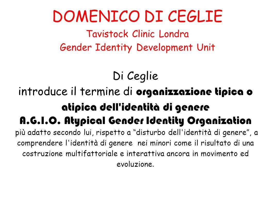 A.G.I.O. Atypical Gender Identity Organization