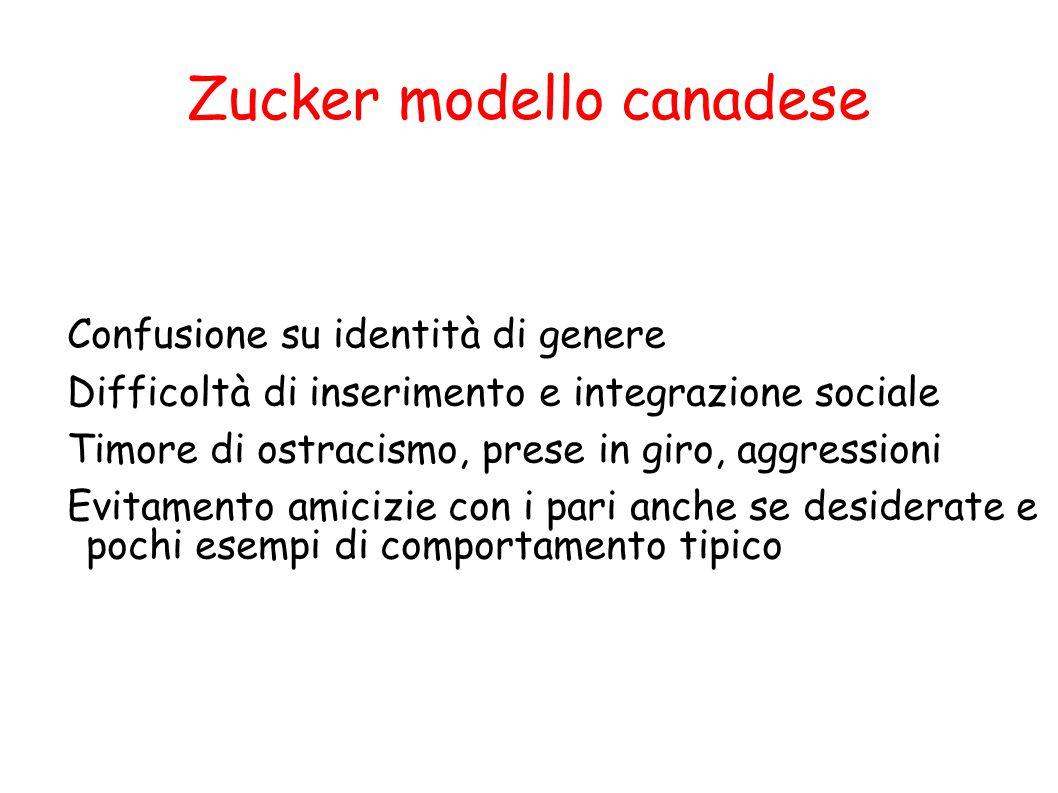 Zucker modello canadese