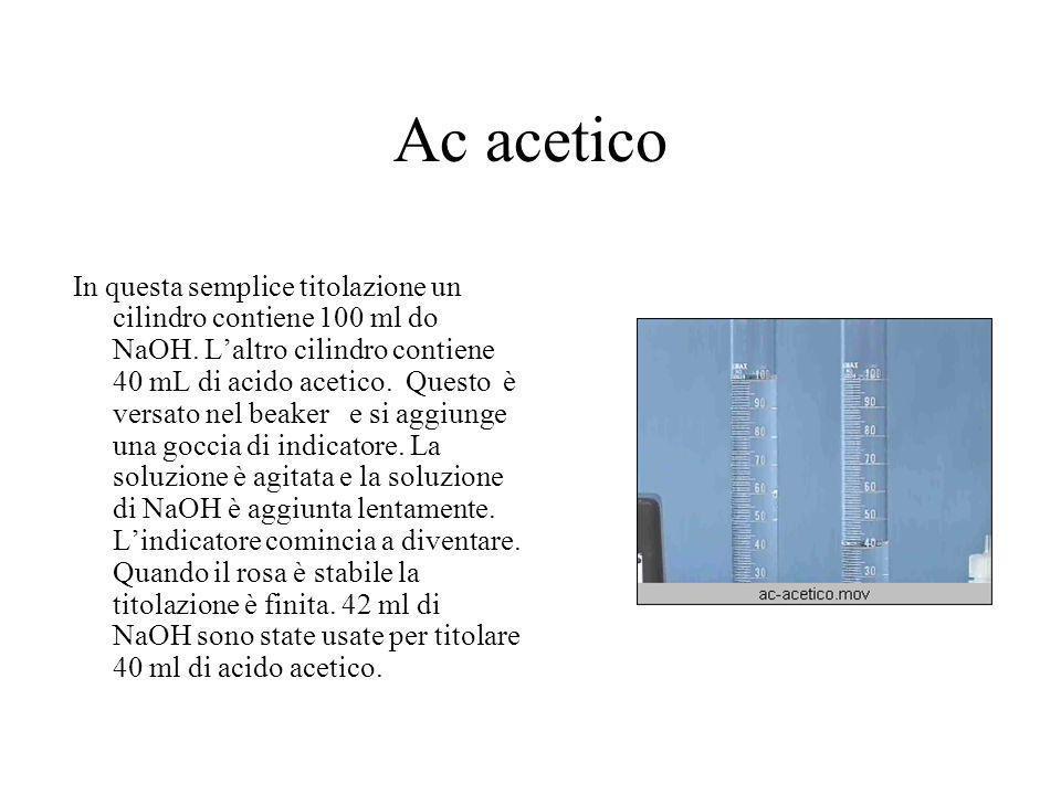 Ac acetico