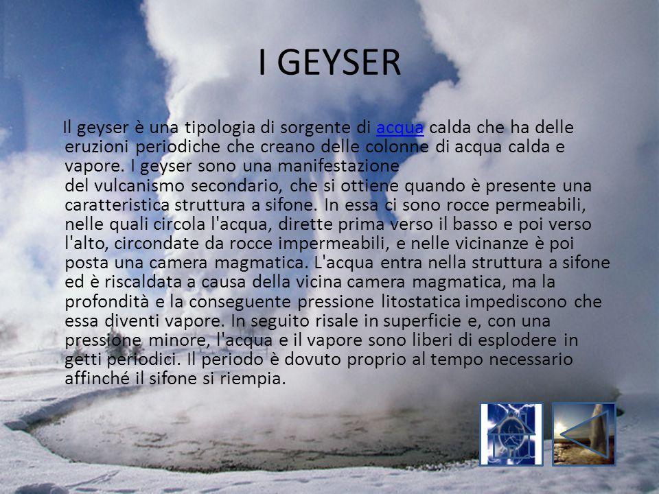 I GEYSER