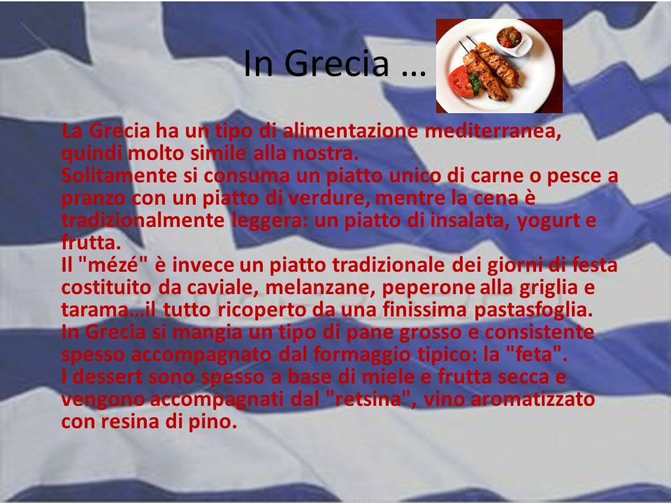 In Grecia …