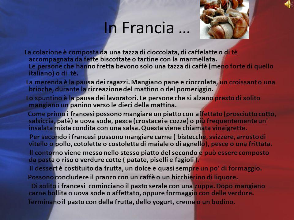 In Francia …