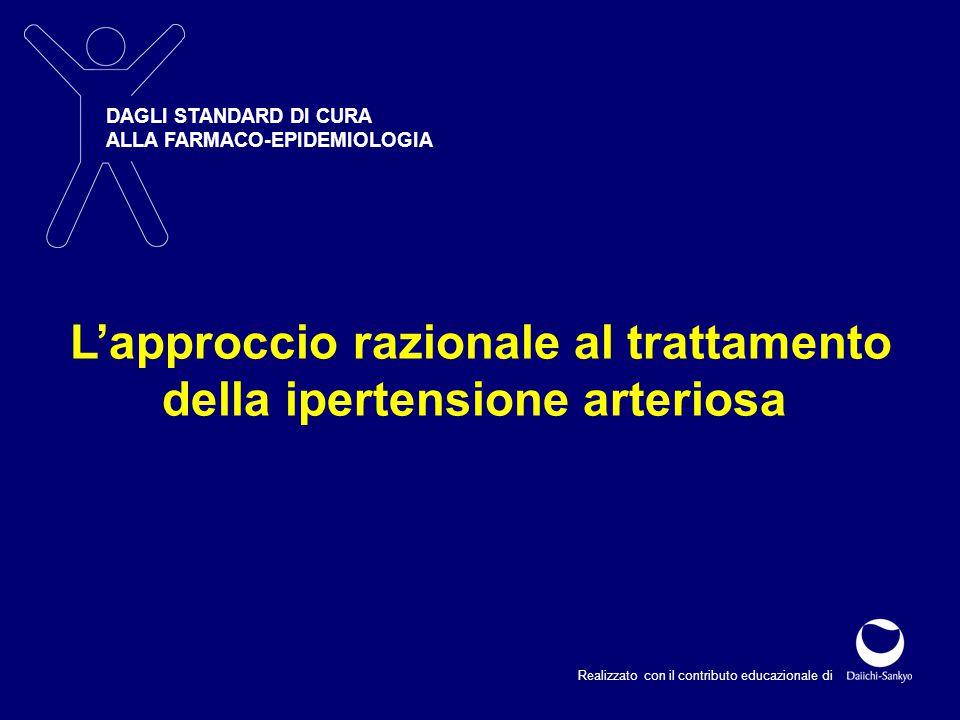 L'approccio razionale al trattamento della ipertensione arteriosa