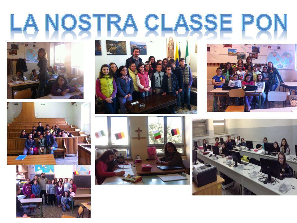 La nostra classe pon