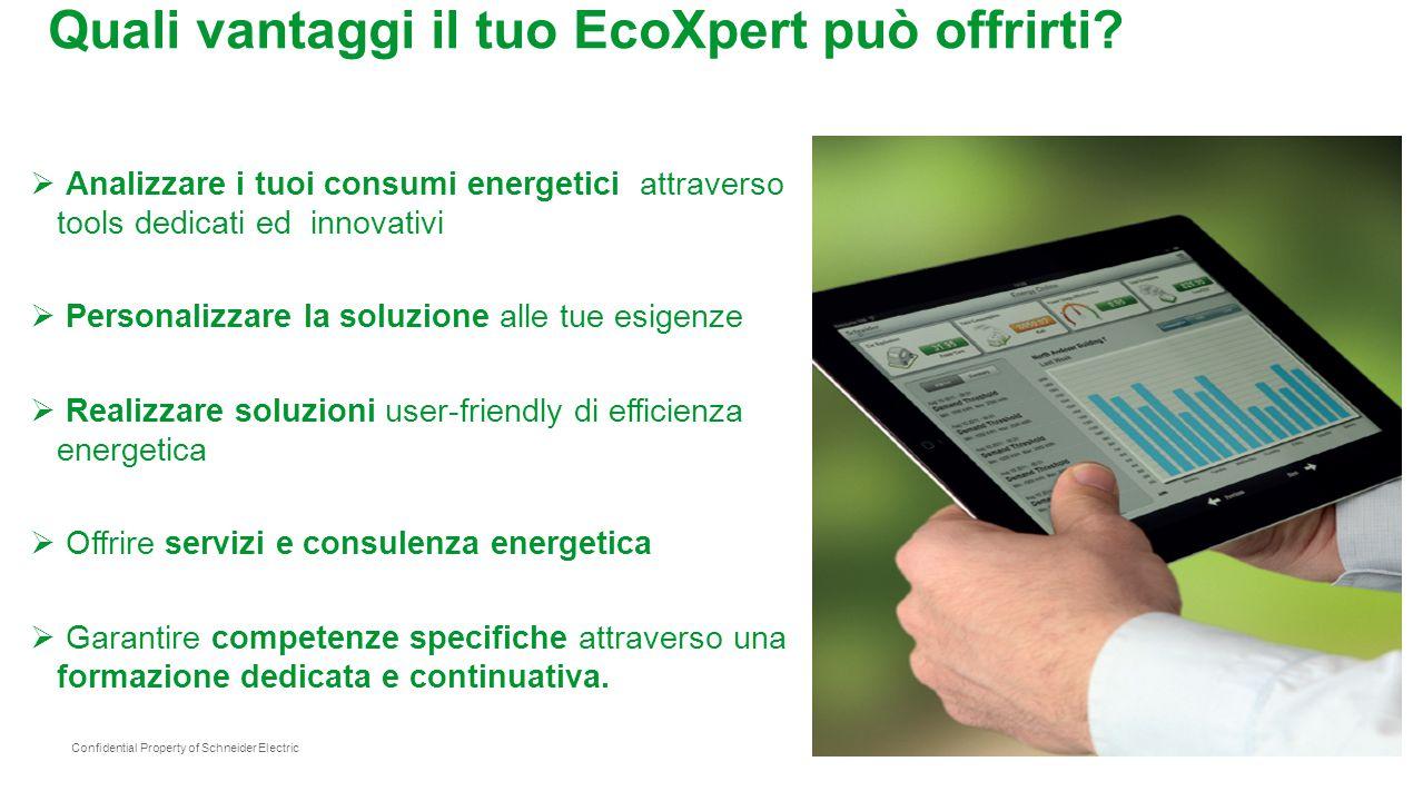 Quali vantaggi il tuo EcoXpert può offrirti