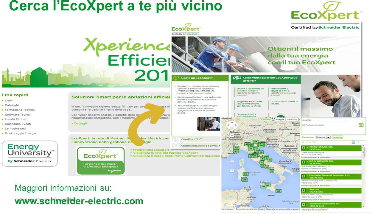 Cerca l'EcoXpert a te più vicino