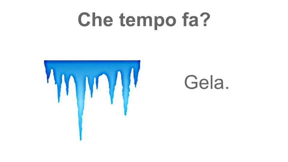 Che tempo fa Gela.