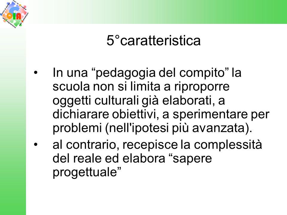 5°caratteristica