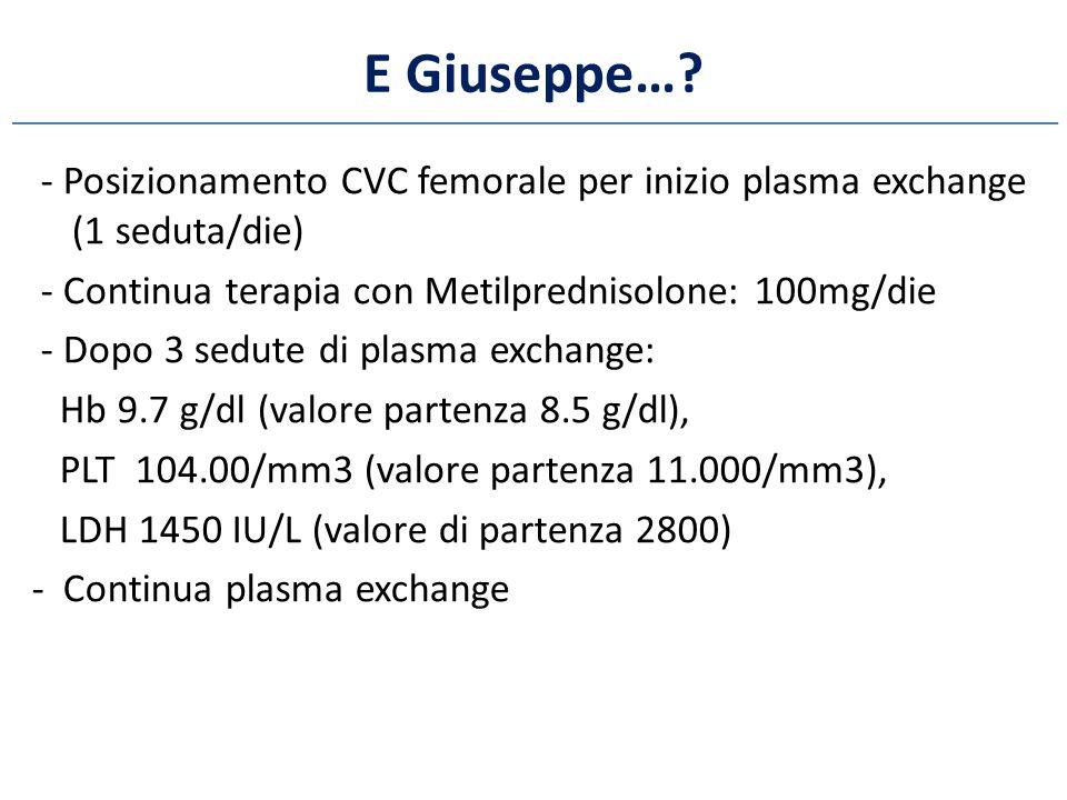 E Giuseppe…