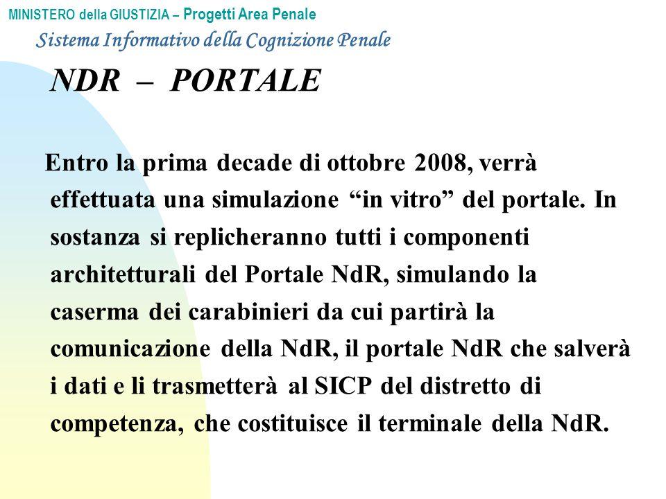 Sistema Informativo della Cognizione Penale