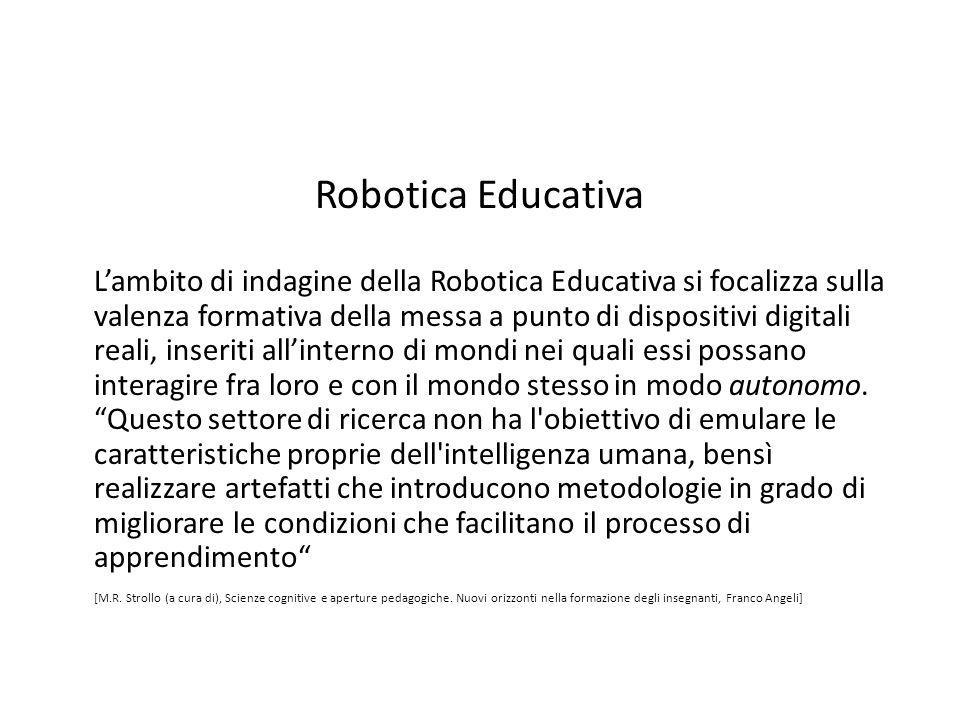 Robotica Educativa