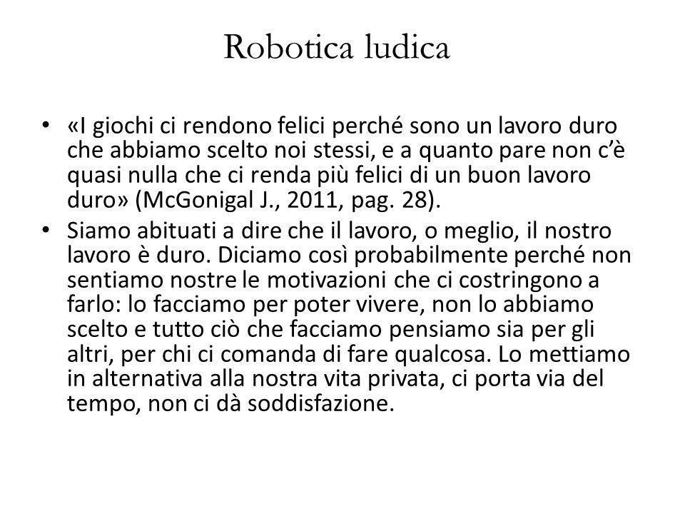 Robotica ludica
