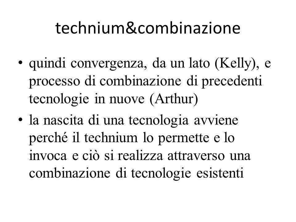 technium&combinazione