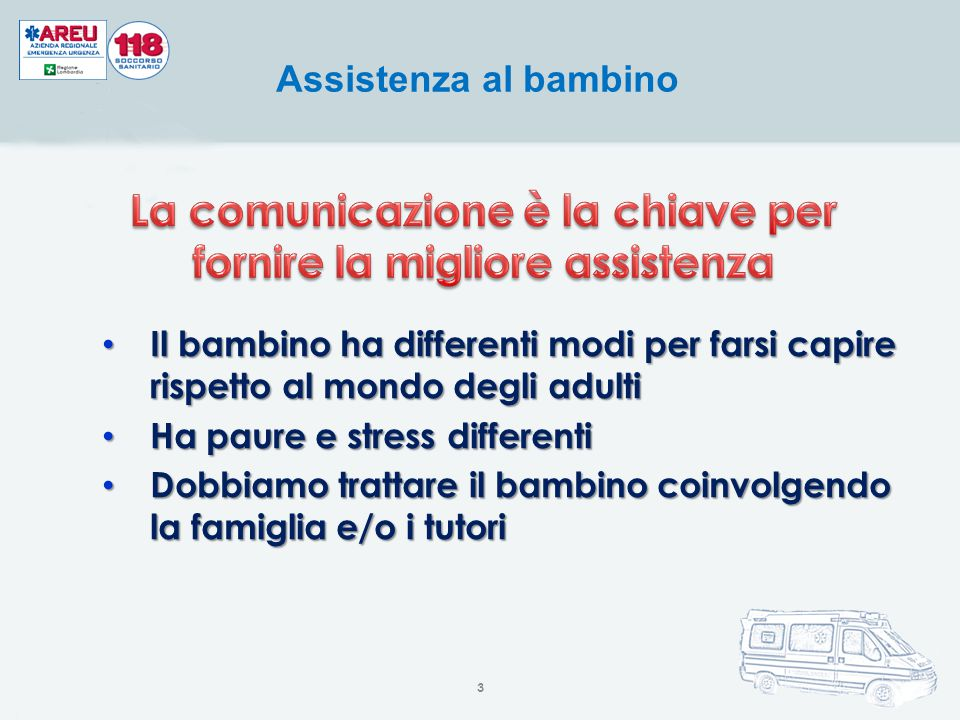 La comunicazione è la chiave per fornire la migliore assistenza