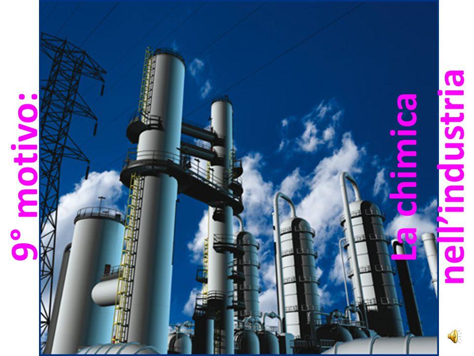 La chimica nell'industria