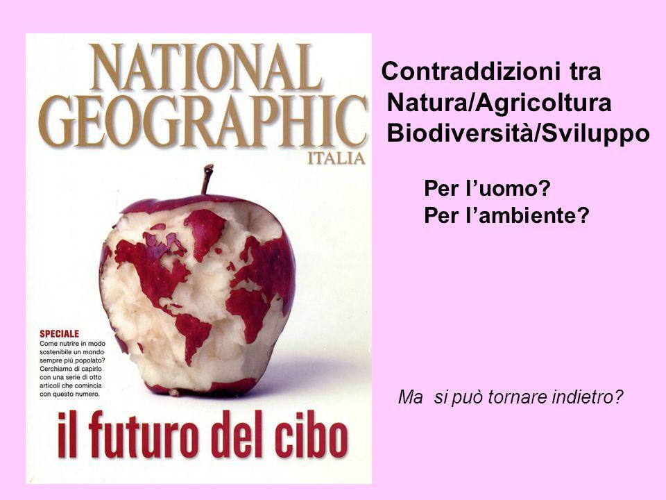 Biodiversità/Sviluppo