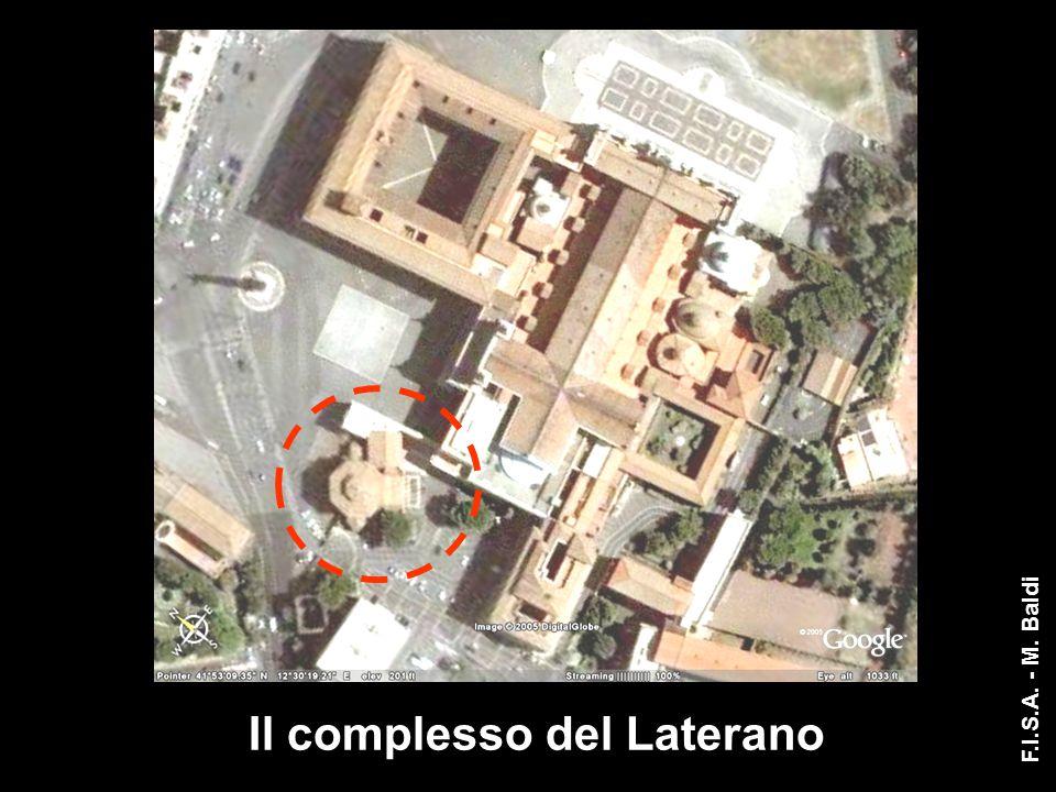 Il complesso del Laterano
