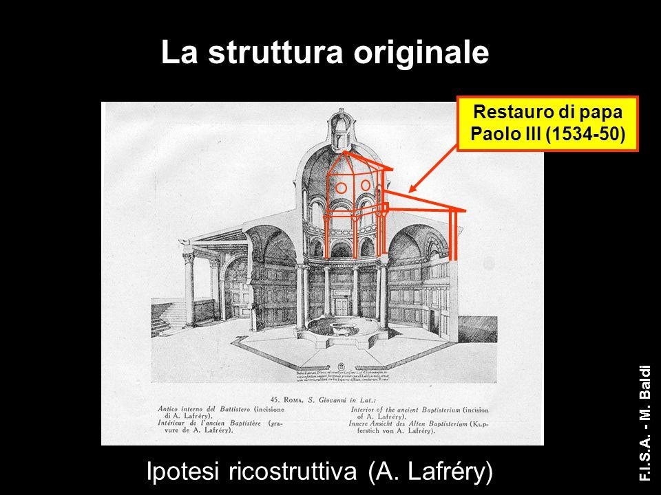 Ipotesi ricostruttiva (A. Lafréry)