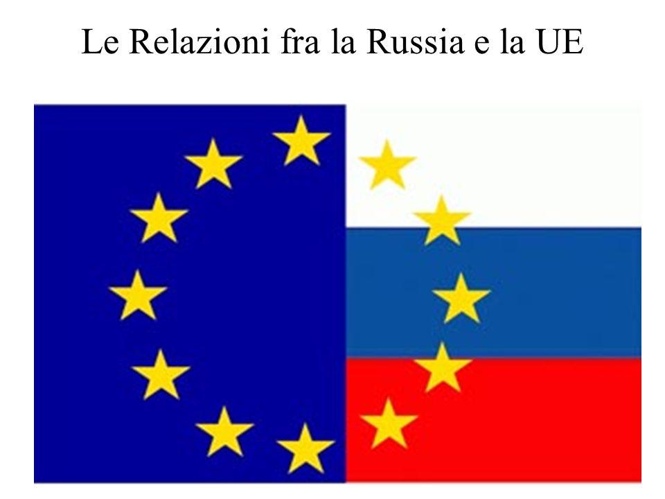 Le Relazioni fra la Russia e la UE