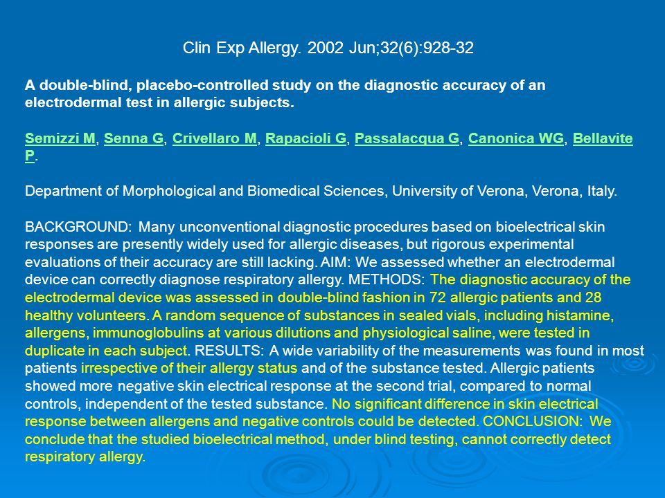 Clin Exp Allergy. 2002 Jun;32(6):928-32