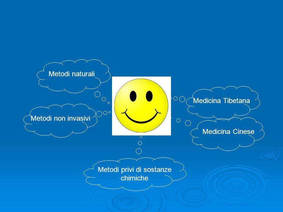 Metodi privi di sostanze chimiche