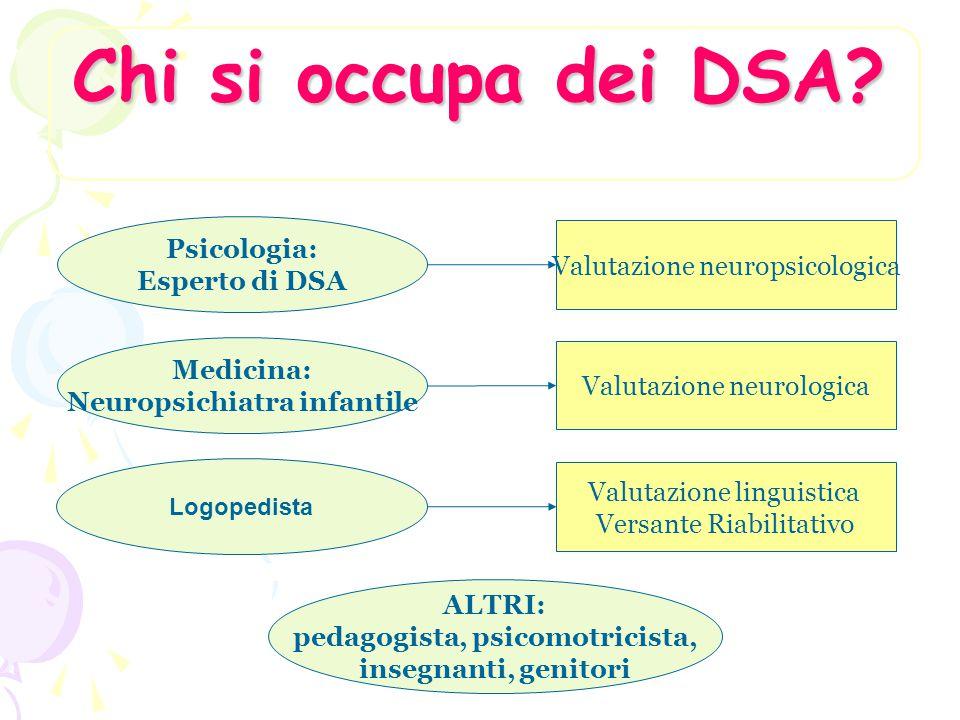 Neuropsichiatra infantile pedagogista, psicomotricista,
