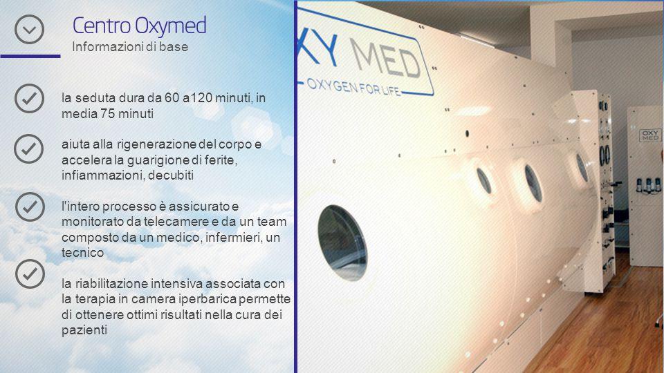 Centro Oxymed Informazioni di base