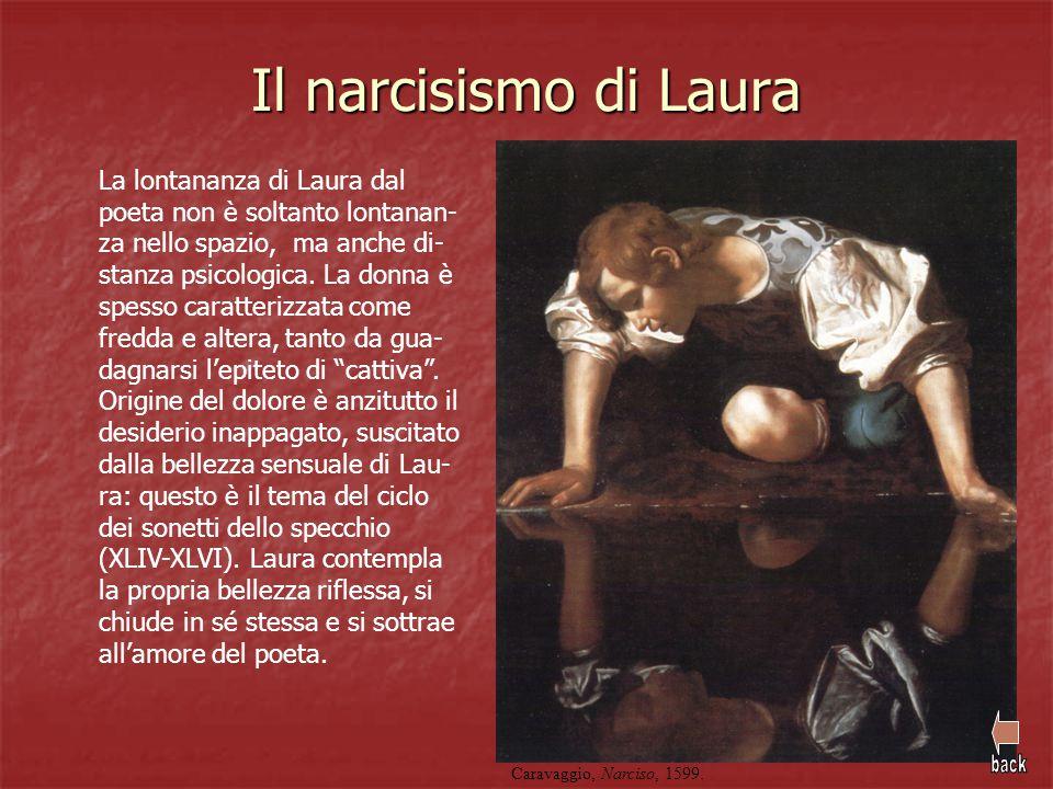 Il narcisismo di Laura
