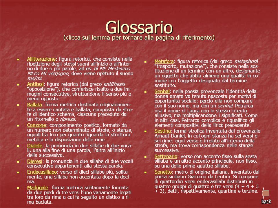 Glossario (clicca sul lemma per tornare alla pagina di riferimento)