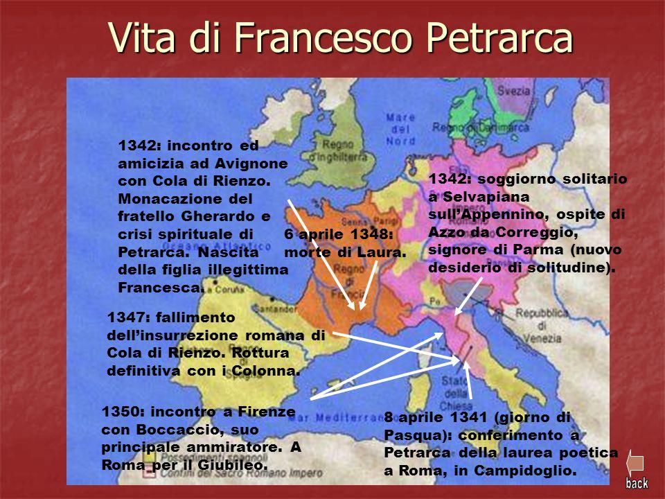 Vita di Francesco Petrarca