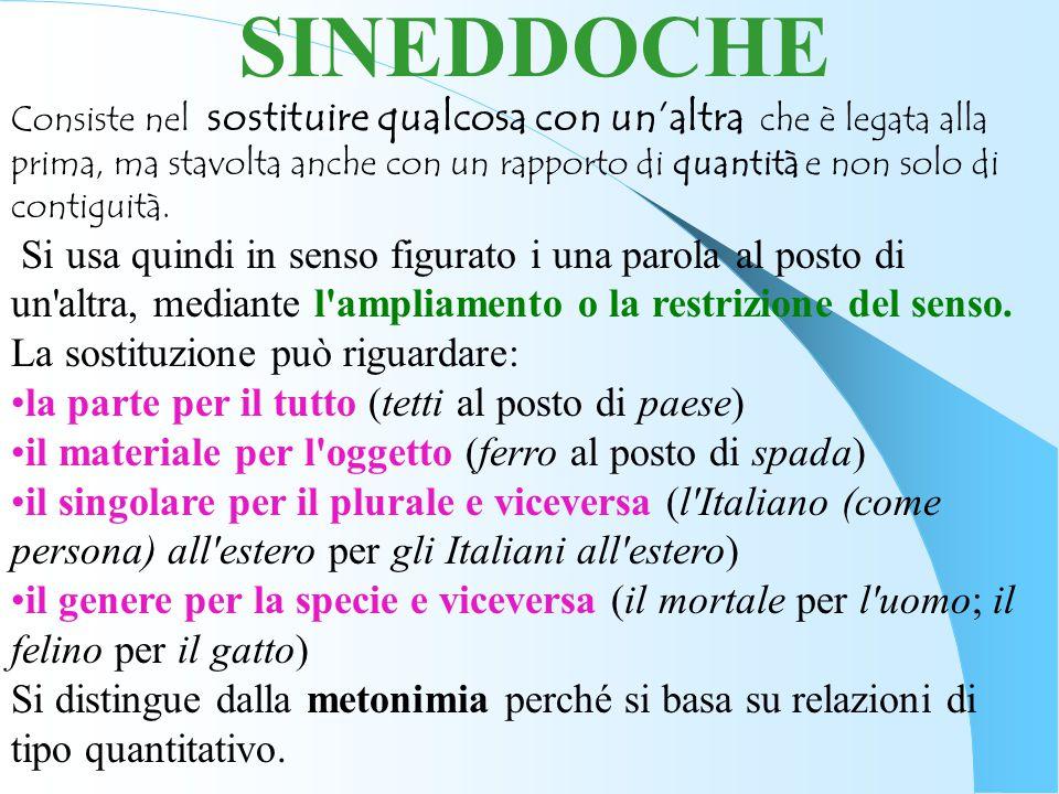SINEDDOCHE