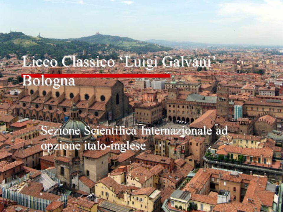Liceo Classico 'Luigi Galvani' Bologna
