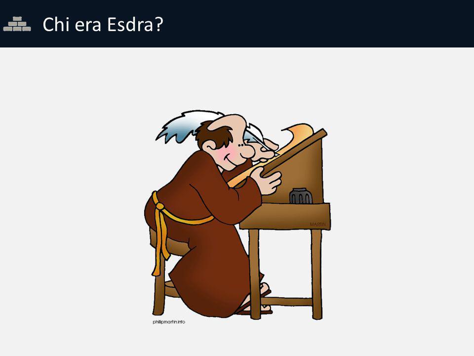 Chi era Esdra