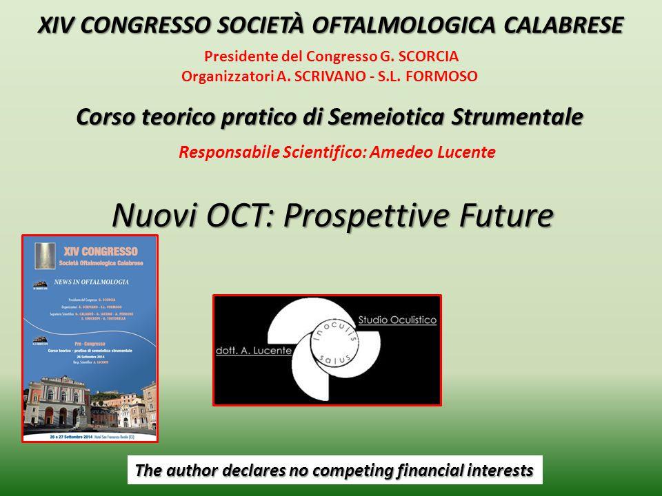 Nuovi OCT: Prospettive Future