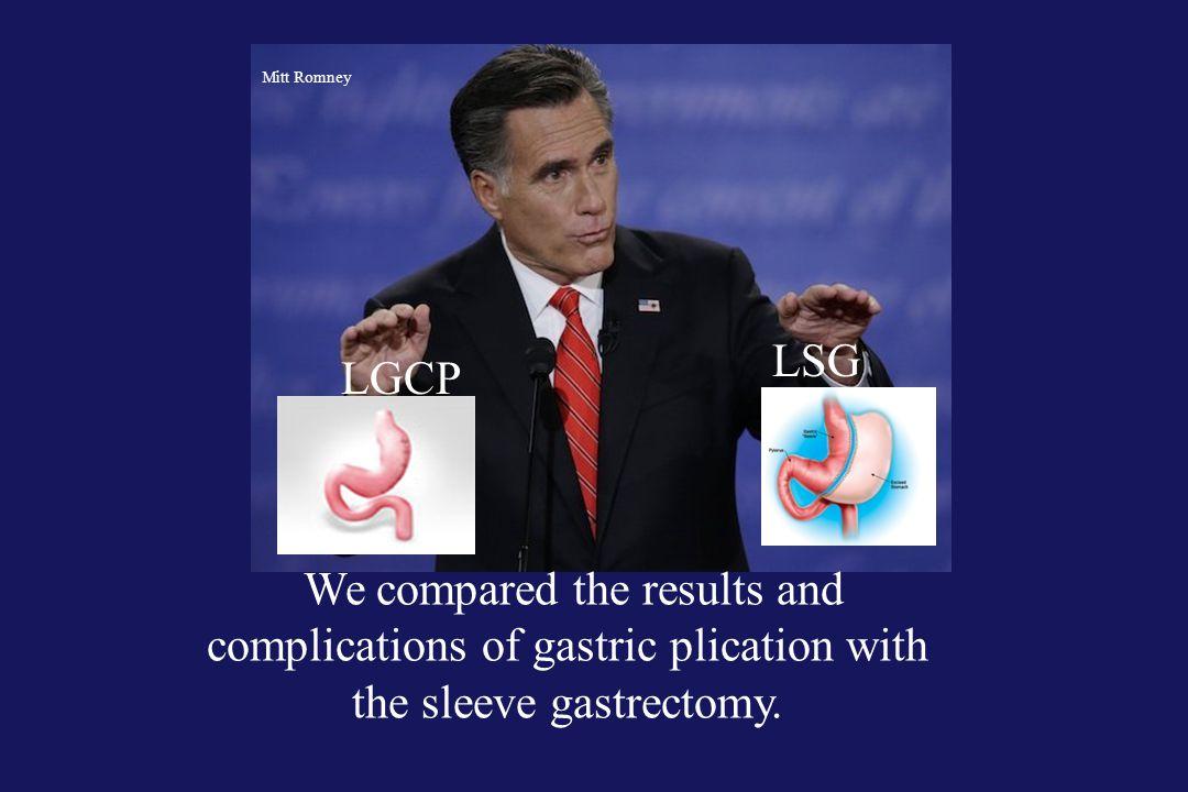 Mitt Romney LSG. LGCP.