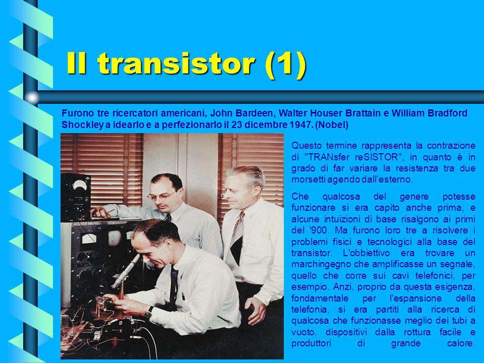 Il transistor (1)